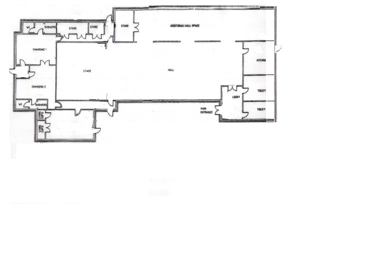 Hall plan