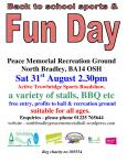 Fun Day poster Aug 13
